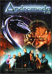 Andromeda 1.8 on DVD