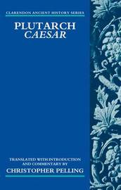 Plutarch Caesar by Christopher Pelling
