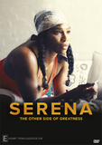 Serena - The Other Side Of Greatness on DVD
