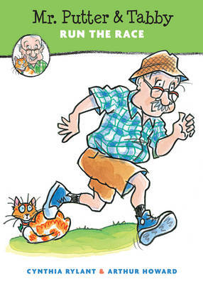 Mr Putter and Tabby Run the Race by Cynthia Rylant image
