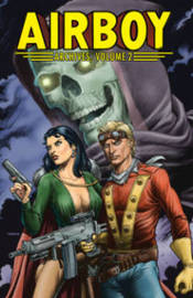 Airboy Archives Volume 2 by Chuck Dixon