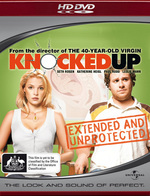 Knocked Up on HD DVD