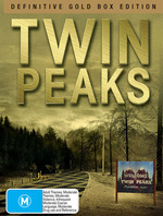 Twin Peaks - Seasons 1 And 2: Definitive Gold Box Edition (10 Disc Box Set) on DVD