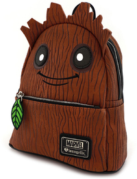 Loungefly: Marvel's GOTG - Groot Leaf Mini Backpack