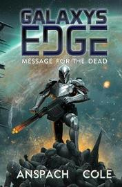 Message for the Dead by Jason Anspach