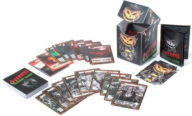 Overkill: Halloween Slasher - Party Game