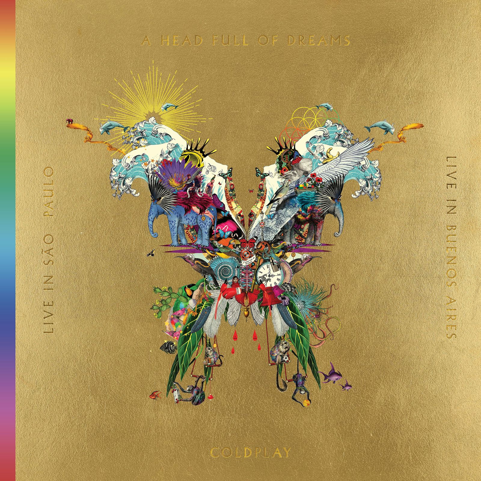 Coldplay - Live In Buenos Aires / Live In Sao Paulo / A Head Full Of Dreams by Coldplay image