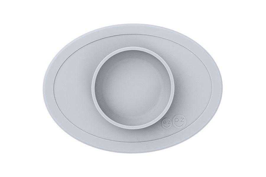 EZPZ Tiny Bowl - Pewter image