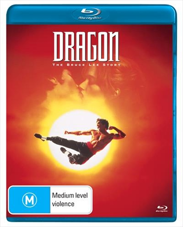 Dragon: The Bruce Lee Story on Blu-ray