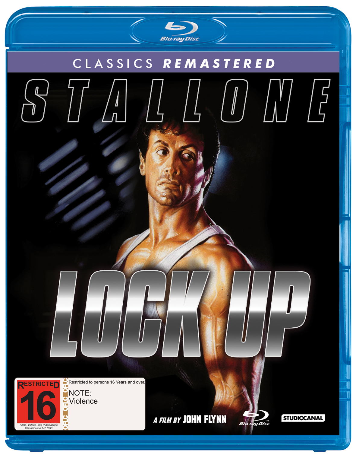 Lock Up on Blu-ray image