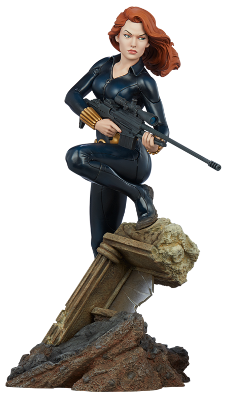 "Marvel: Black Widow (Avengers Assemble) - 14"" Statue"