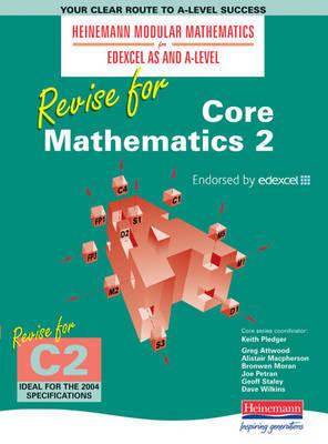 Heinemann Modular Maths Edexcel Revise for Core Maths 2 image