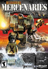 MechWarrior 4: Mercenaries for PC