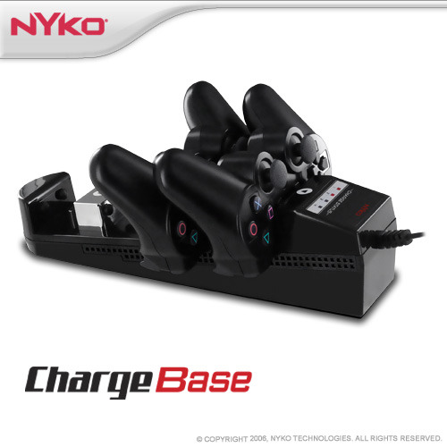 Nyko Charge Base for PS3