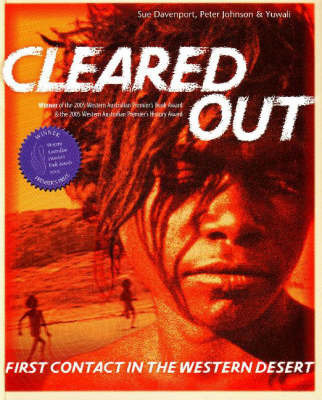 Cleared Out by Sue Davenport