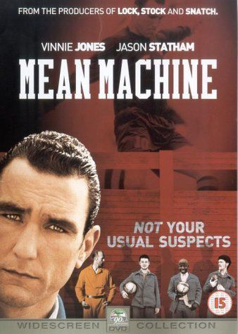 Mean Machine on DVD