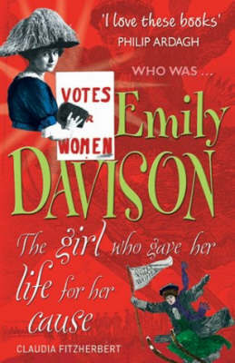 Emily Davison by Claudia Fitzherbert image