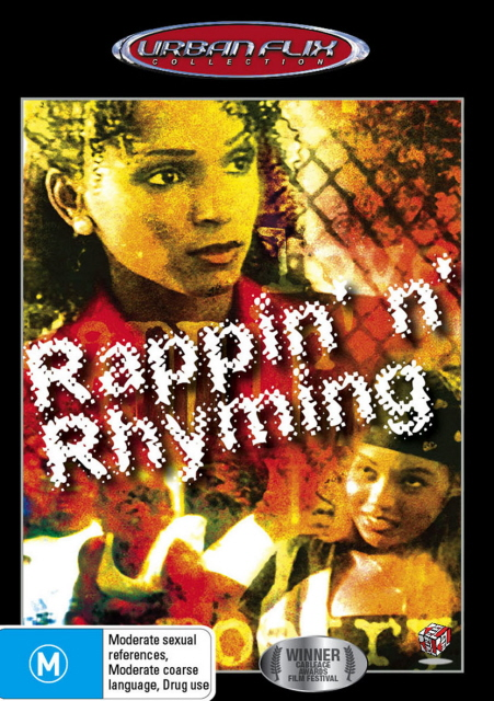 Urban Flix Collection - Rappin' N' Rhyming on DVD image