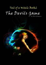 The Devils Game - Tail of a Witch Book2 by Paul Simpson image