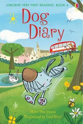 Dog Diary by Mairi Mackinnon
