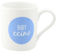 Baby-ccino Mug - Blue