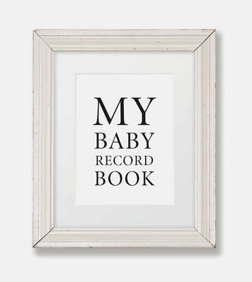 My Baby Record Book image