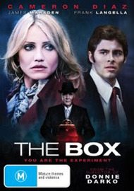 The Box on DVD