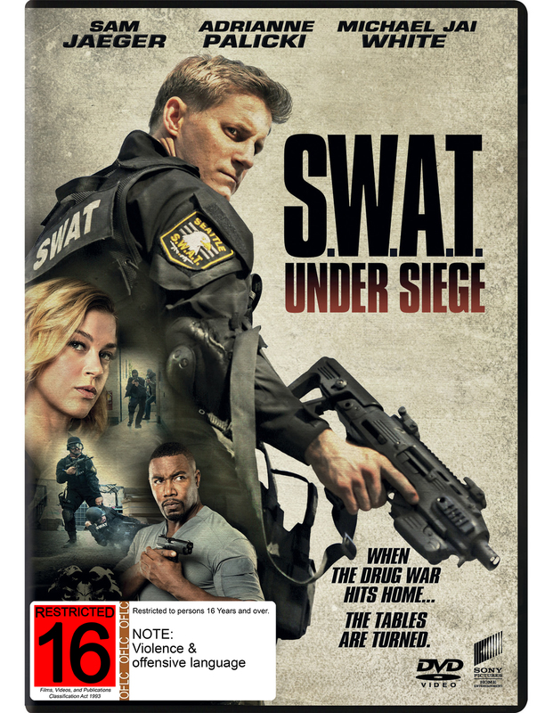 S.W.A.T.: Under Siege on DVD