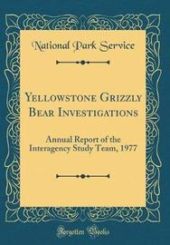 Yellowstone Grizzly Bear Investigations by National Park Service image
