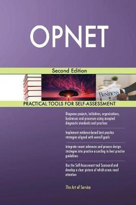 Opnet Second Edition by Gerardus Blokdyk image