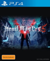 Devil May Cry 5 for PS4