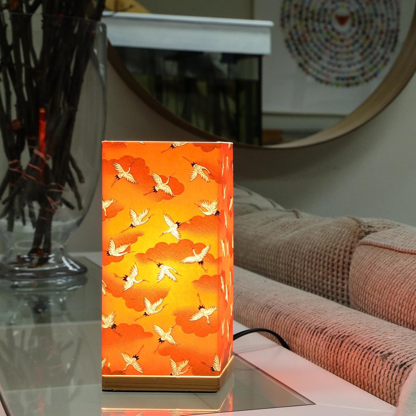 Kami Lamp Artisan Range (Honey Comb) image