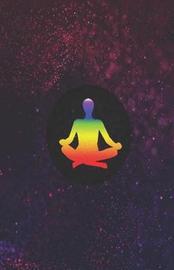 Space Buddha Chakra Energy Healing and Meditation Journal by Rainbow Notebooks