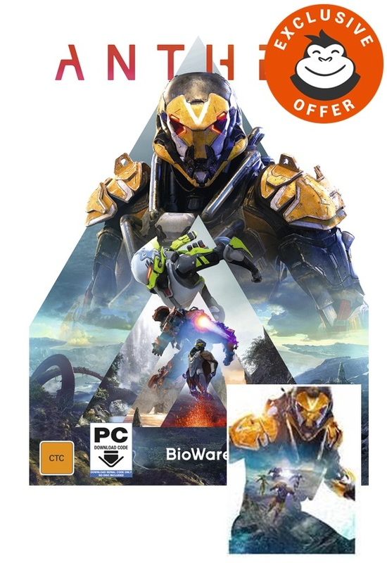 Anthem for PC Games