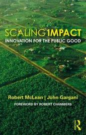 Scaling Impact by Robert McLean