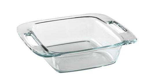 Pyrex: Easy Grab Square Dish (20cm)