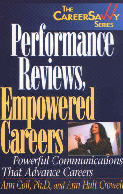 Performance Reviews, Empowered Careers by Ann Coil image