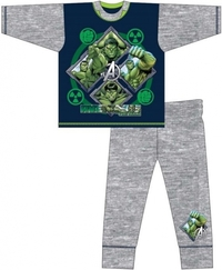 Marvel: The Incredible Hulk Kids Pyjama Set - 5-6 image