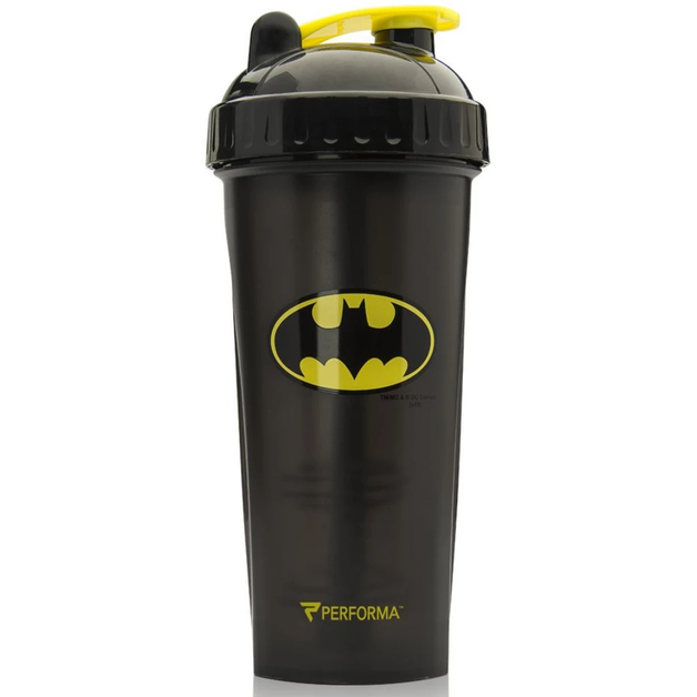 Performa: DC Comics Protein Shaker - Batman (800ml)