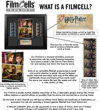 FilmCells: Mini-Cell Frame - Harry Potter (Goblet of Fire - S5) image