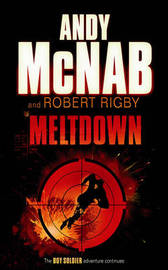 Meltdown by Andy McNab image