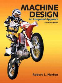 Machine Design by Robert L Norton image