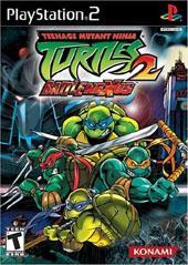 Teenage Mutant Ninja Turtles 2: BattleNexus for PlayStation 2