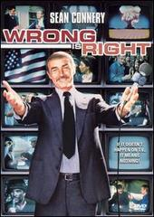 Wrong Is Right on DVD