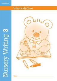 Nursery Writing Book 3 by Kathryn Linaker image