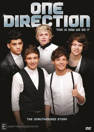 One Direction - This is How We Do it on DVD