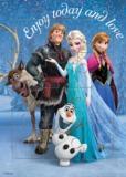 Disney Frozen - 3 In 1 Puzzles