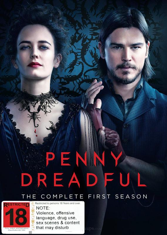 Penny Dreadful - Season 1 on DVD