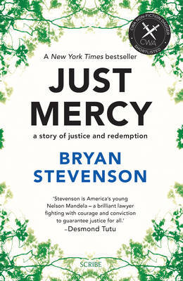 Just Mercy by Bryan Stevenson image