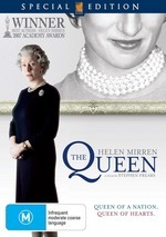 Queen, The - Special Edition on DVD